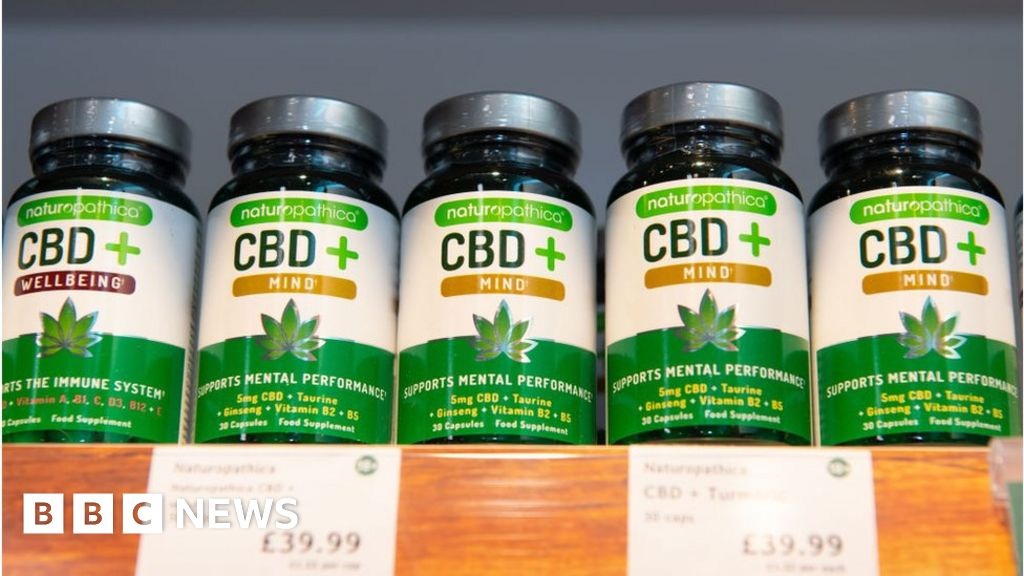 Cannabis goods 'could be off the shelves in a year'