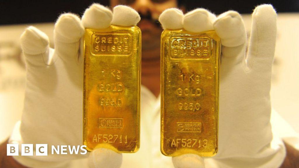 India coronavirus: Gold rush as pandemic roils country`s economy