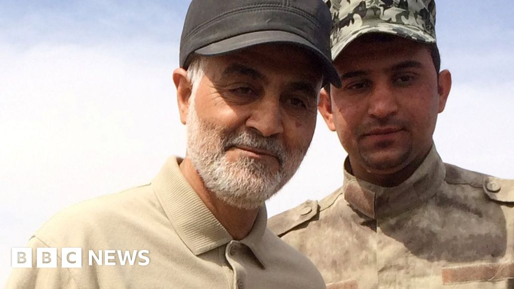 Iran s Qasem Soleimani: Why the USA had him in your sights