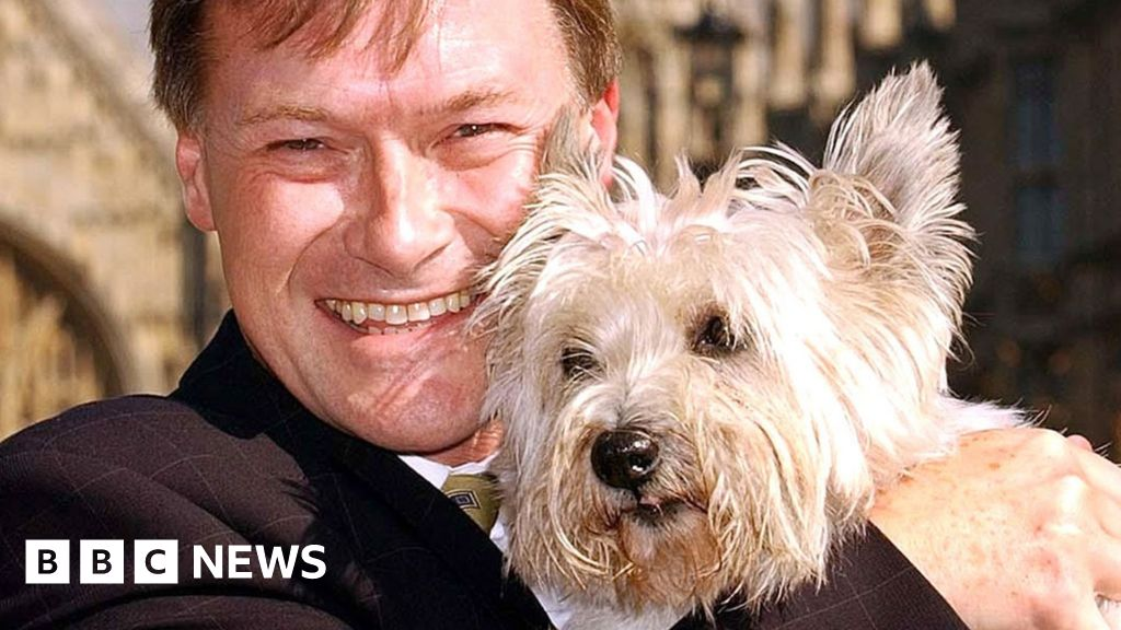 Sir David Amess: Life in pictures