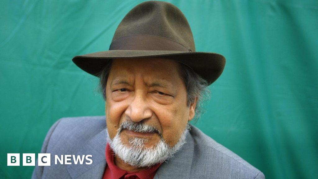 Nobel Prize-winning author VS Naipaul dies aged 85