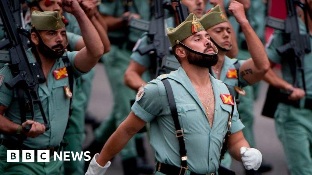 Soldier statue reignites Spanish row over fascism