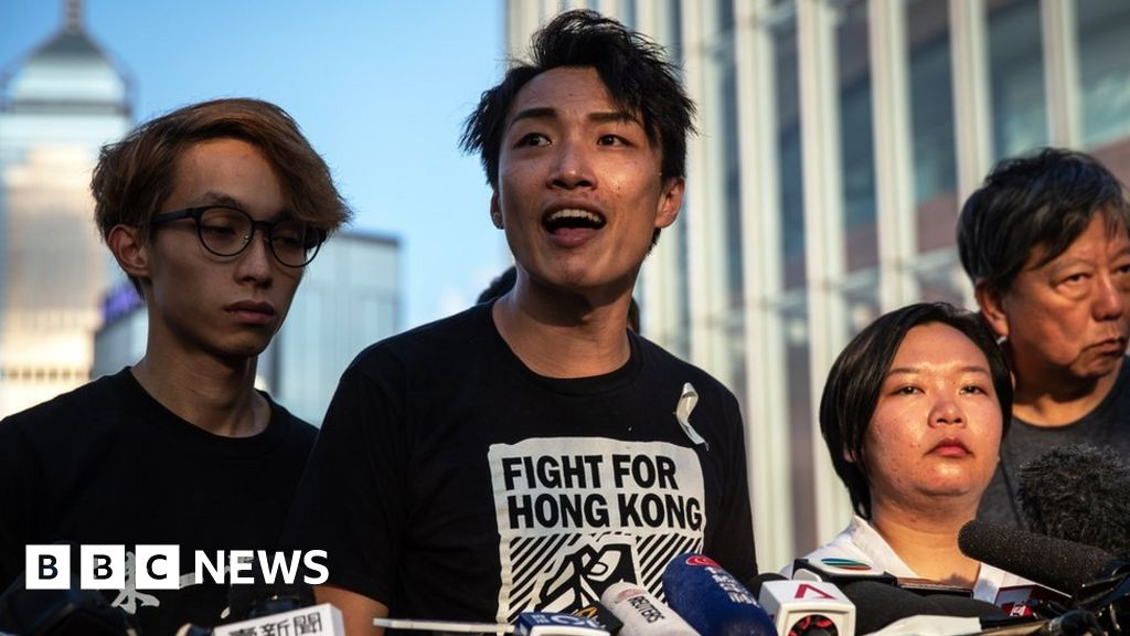HK protesters vow to push ahead with mass rally thumbnail