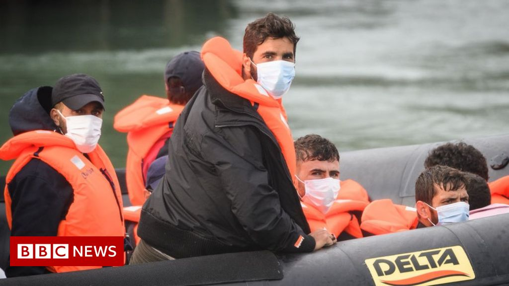Migrant crossings: What happens to migrants who reach the UK?