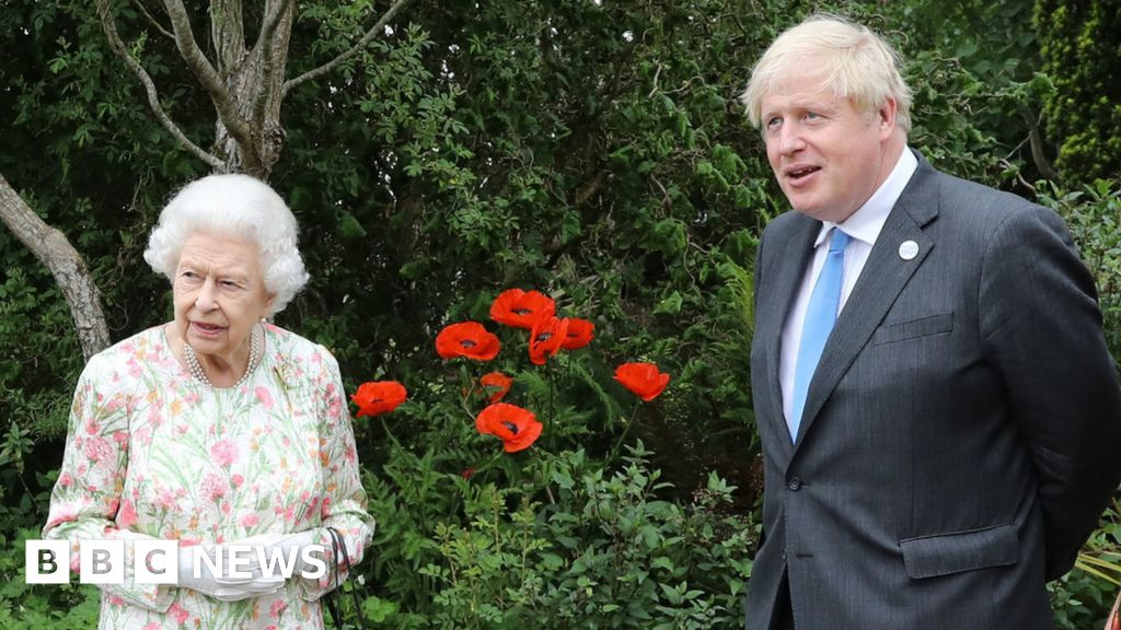 G7: Boris Johnson kicks off summit with plea to tackle inequality – BBC News