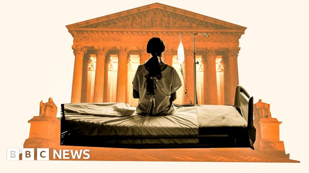 US election 2020: Lives that could be reshaped by Supreme Court