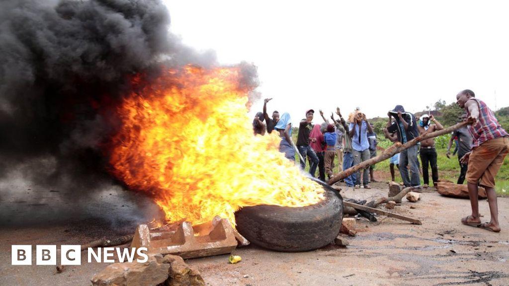 Zimbabwe's $1.2bn loan request rejected