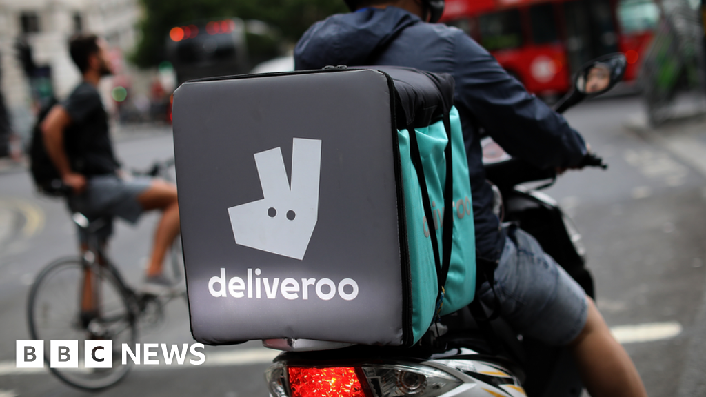 Deliveroo And Just Eat Customers Complain Of Fraud Bbc News