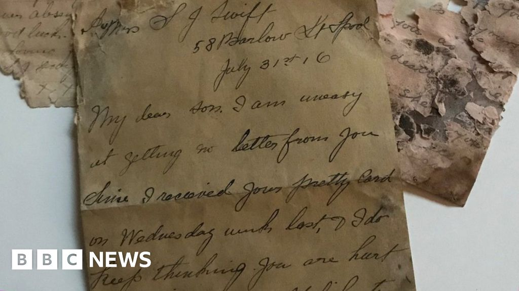 <b>Facebook</b> post ends long search for WW1 soldier's relatives 'in hours' thumbnail