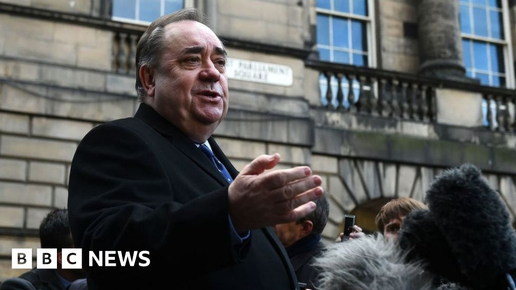 Scottish government lawyers had 'reservations' about Salmond case