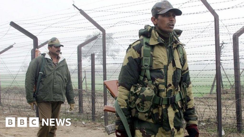 Kashmir Indian Soldiers Killed In Pakistan Firing Bbc