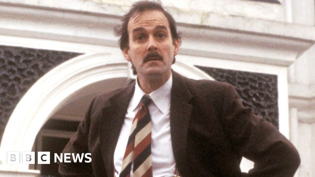 Fawlty Towers: The Germans episode away from UKTV about  racist