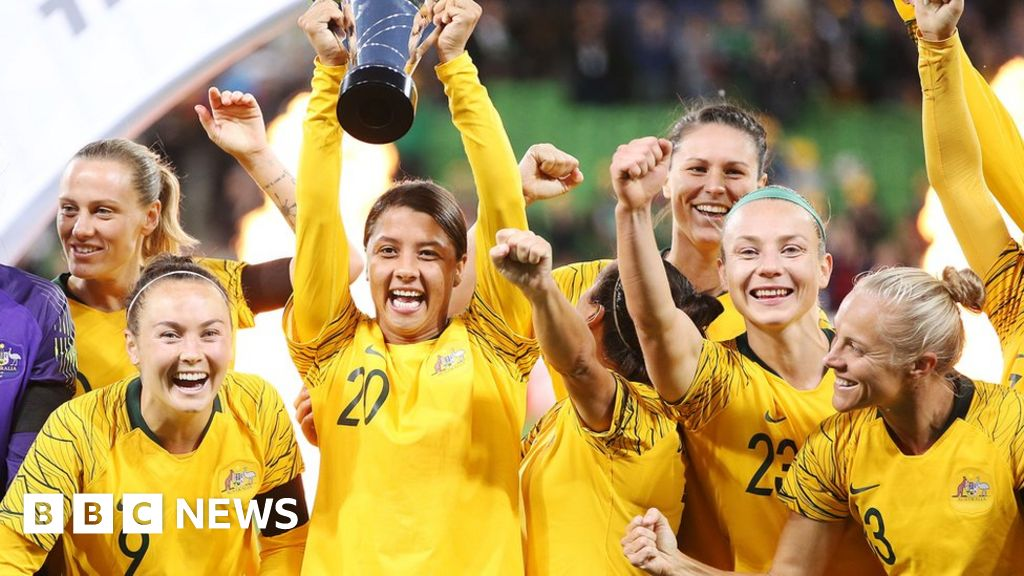 Matildas: Australia women s football team in landmark pay deal