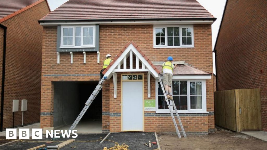 New Homes Plan Revised After Tory Backlash Bbc News