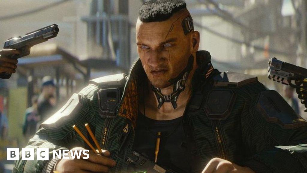 Cyberpunk 2077 a 'warning' about the future