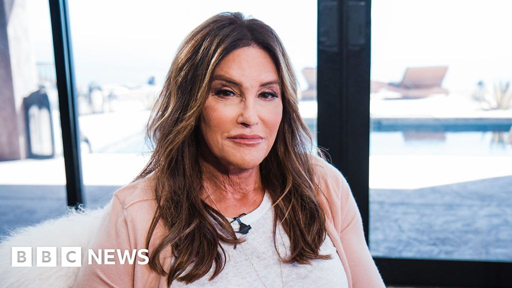 Caitlyn Jenner talks transitioning and winning Olympic gold