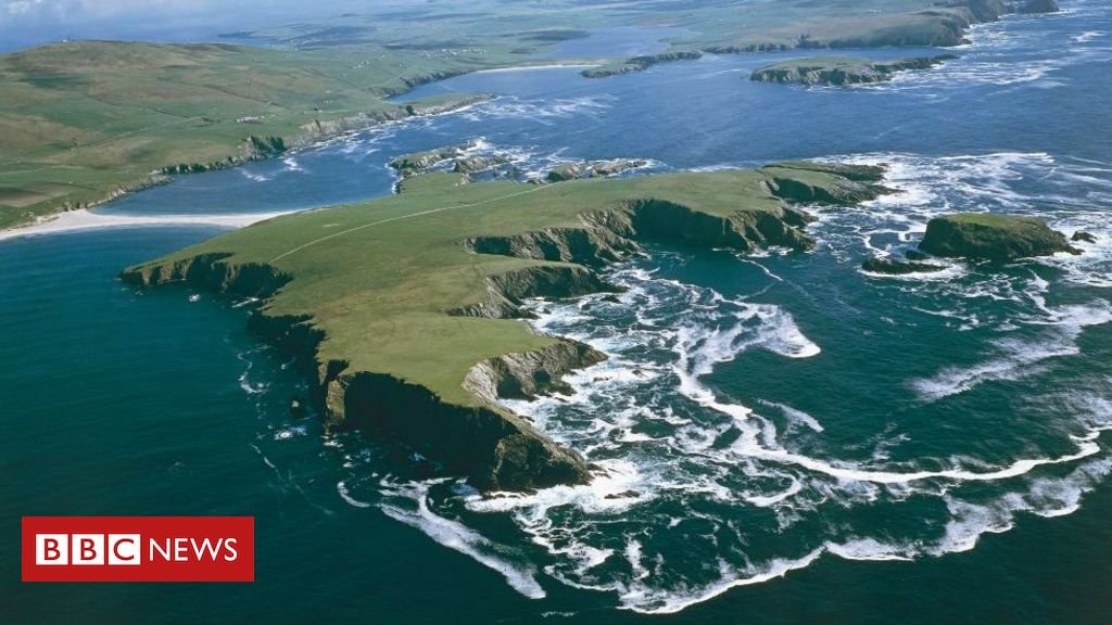 A cluster of Islands such As the Shetland Islands blocked early, stopped the virus in its tracks