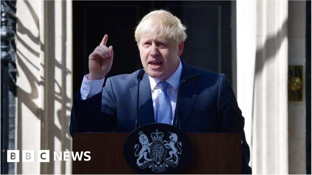 Boris Johnson: After a year in power, like the PM to do?