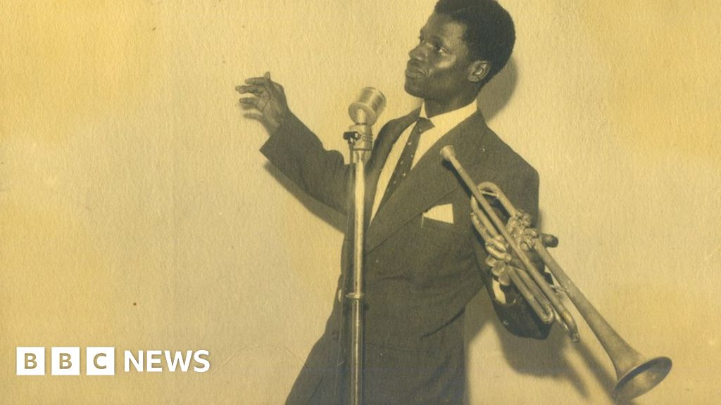 Victor Olaiya: Nigeria's 'evil genius' trumpeter who influenced Fela Kuti