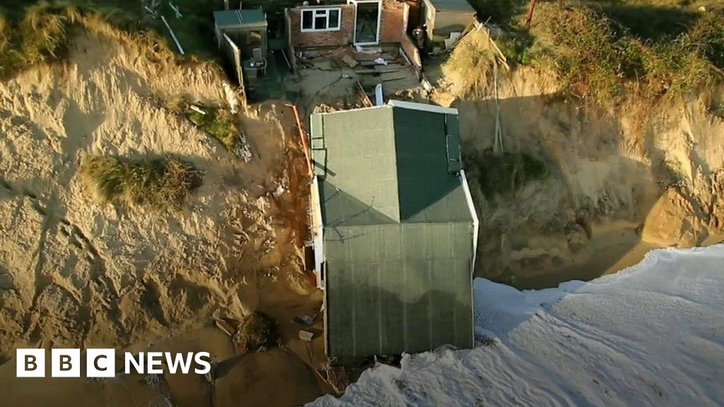 Coastal erosion: The homes lost to the sea thumbnail