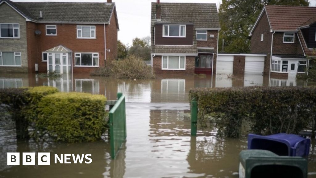 England floods: 'Significant' funding needed for victims