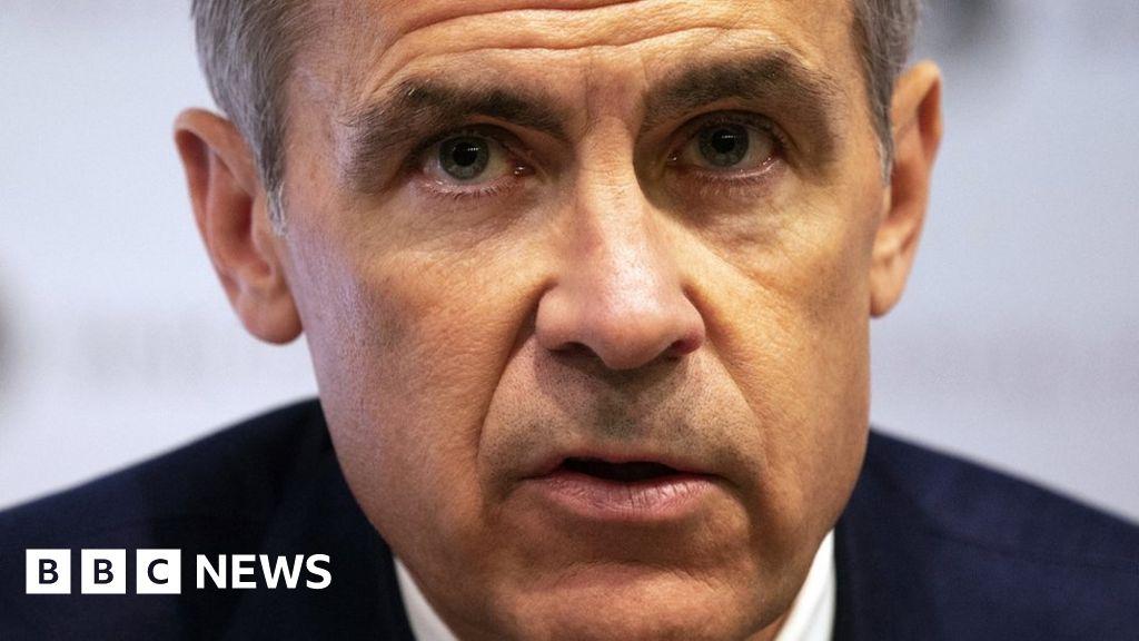 Mark Carney upbeat on UK growth