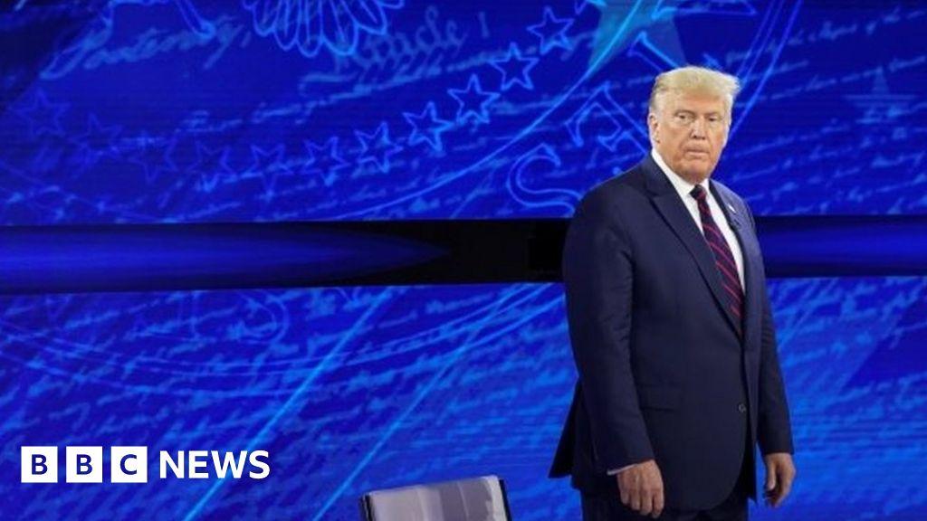 Trump denies minimising Covid risk: I up-played it thumbnail