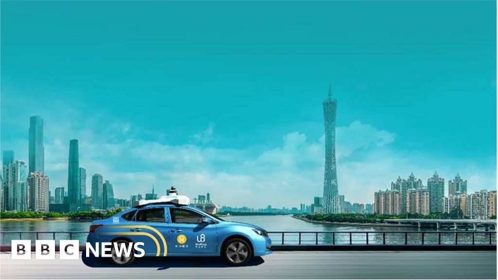 Can robotaxis ease public transport fears in China?