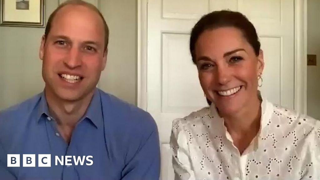Prince William reveals he is a secret helpline counsellor thumbnail