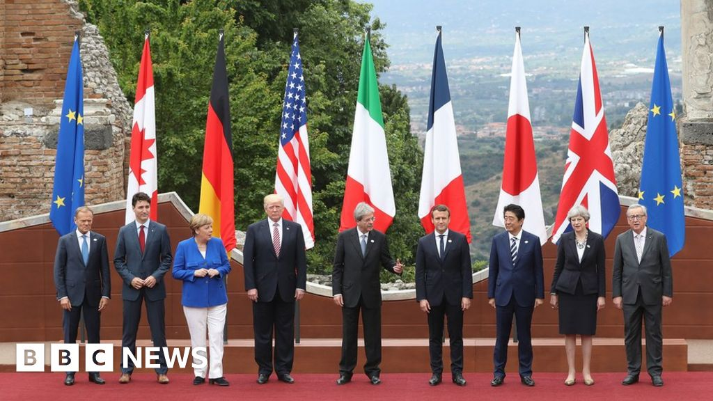 What is the G7 summit and what does it do?