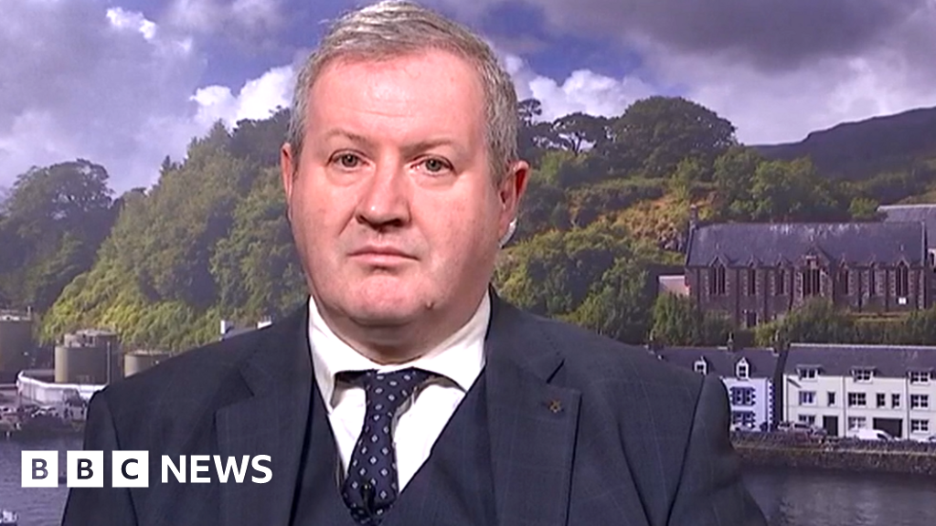Ian Blackford: PM is a democracy denier over indyref2