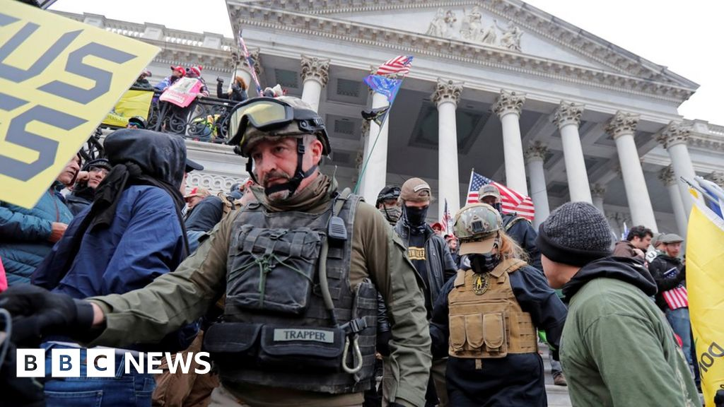 Capitol siege: Trump's words 'directly led' to violence, Patel says