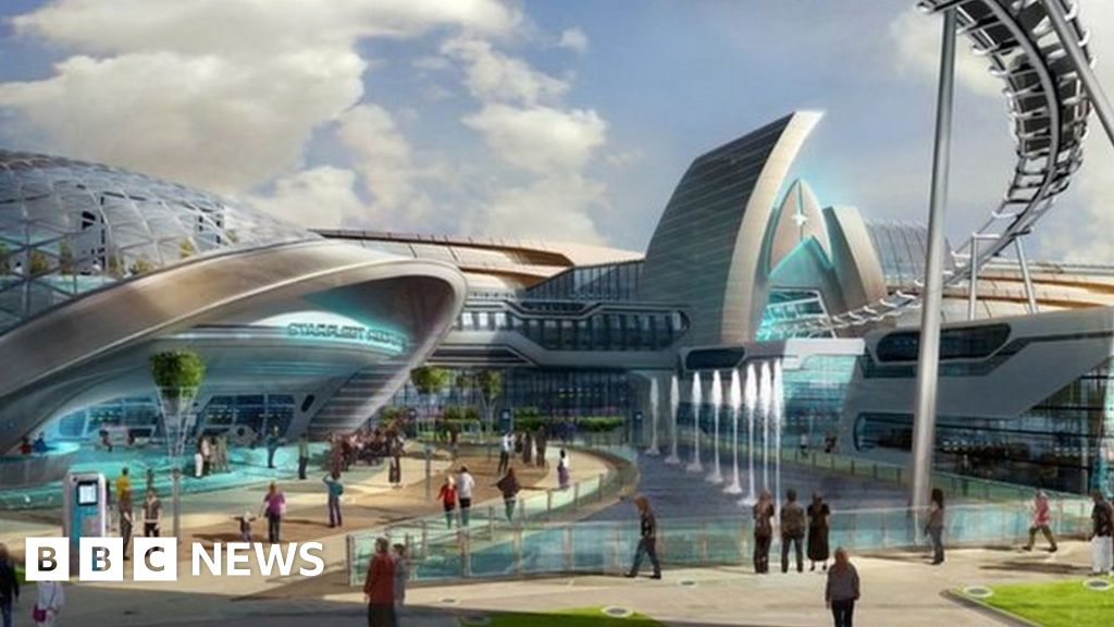 Paramount Theme Park Development Deal Collapses Bbc News