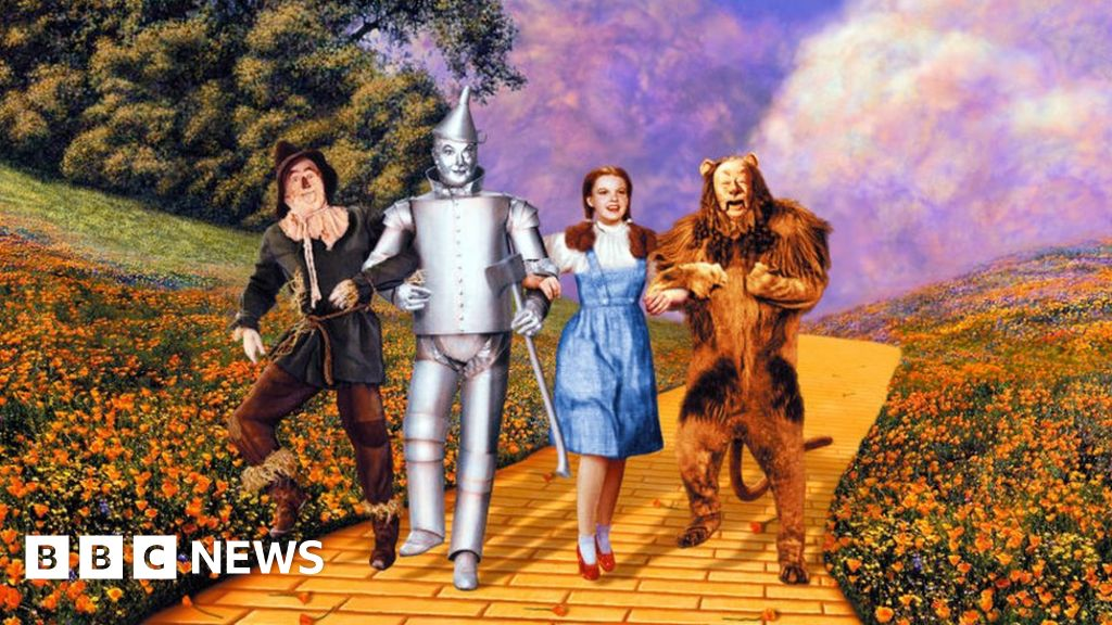 The artistic wizard that brought Oz to life