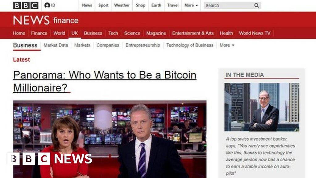 bbc bitcoin trader dragons den)