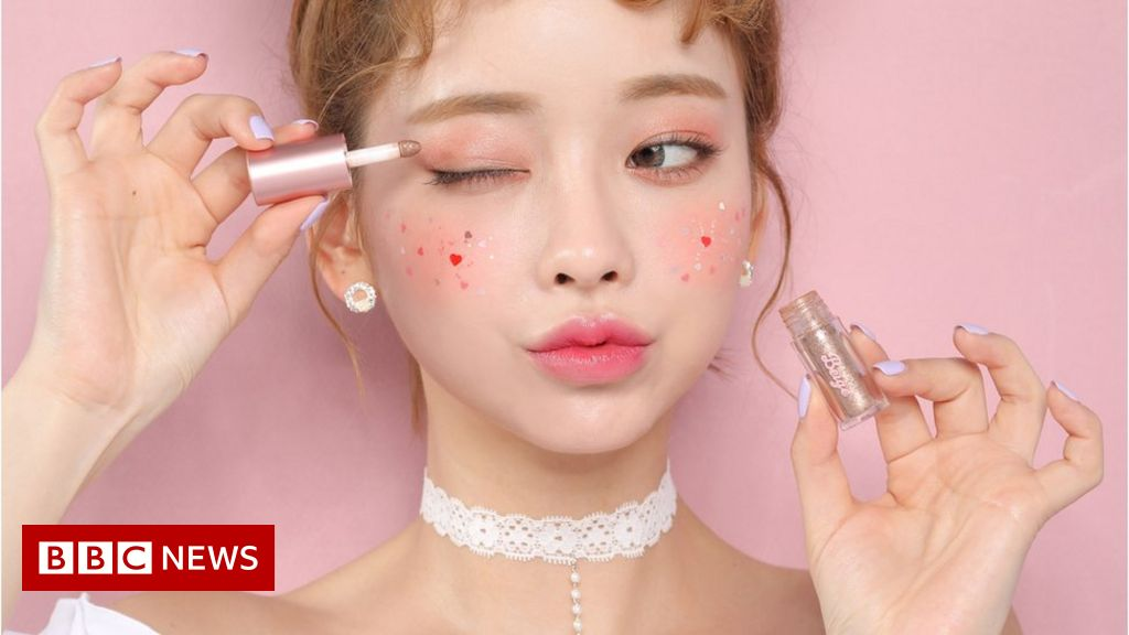 K Beauty The Rise Of Korean Make Up In The West Bbc News