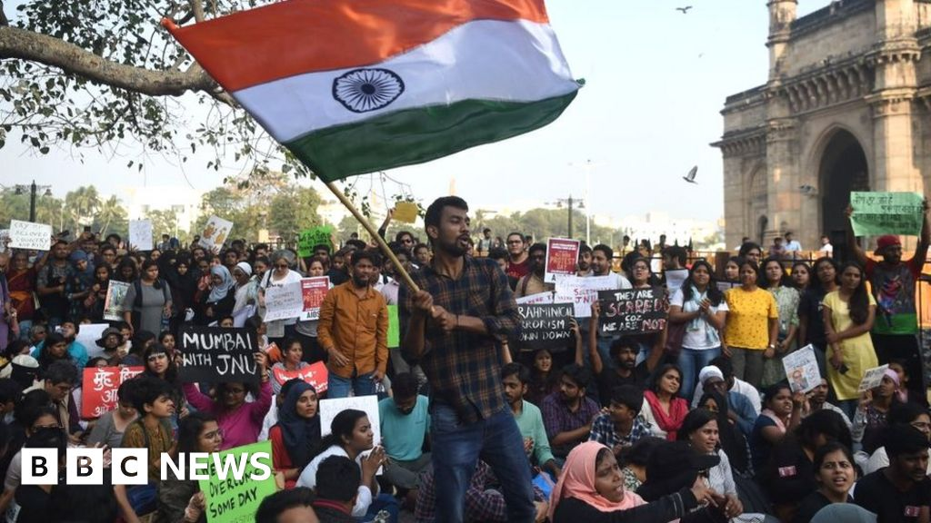 JNU: students from all over India to protest against campus assault
