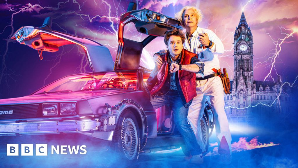 Back To The Future is being rebooted - on stage, not on screen ...