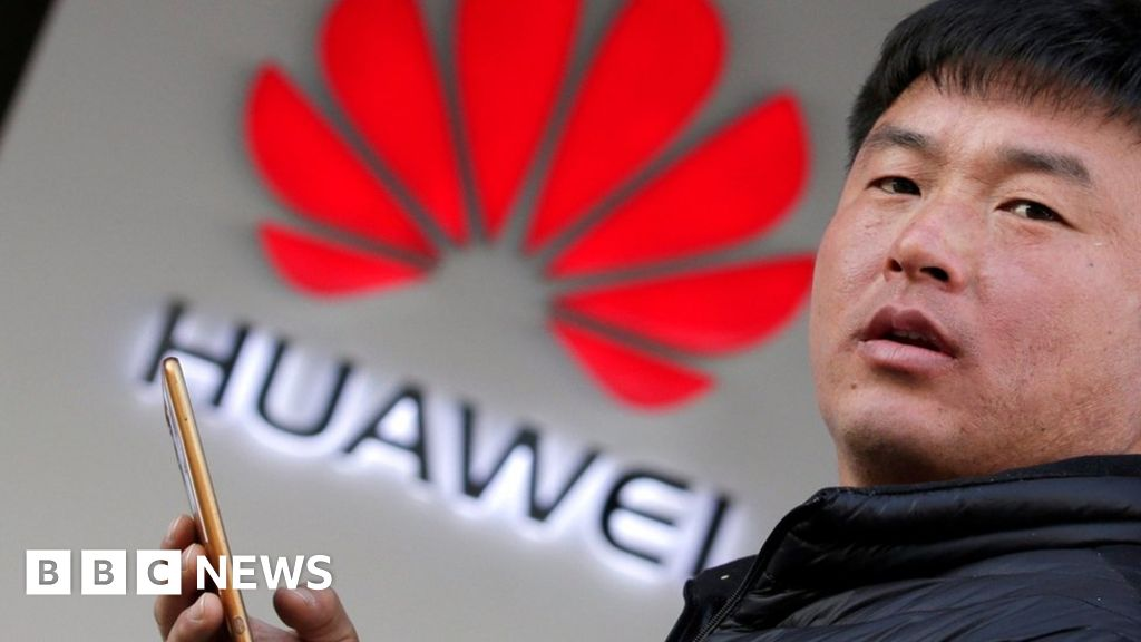 Timeline: What's going on with Huawei?