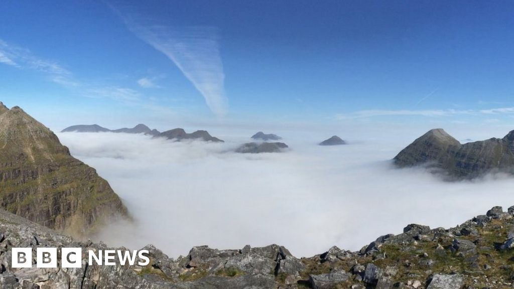 Torridon may show signs of 'unknown ice age' - BBC News