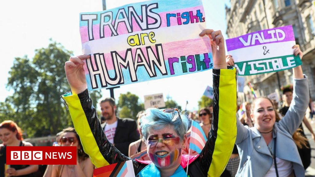 """London Trans Pride is the """"one day we are no outcasts"""