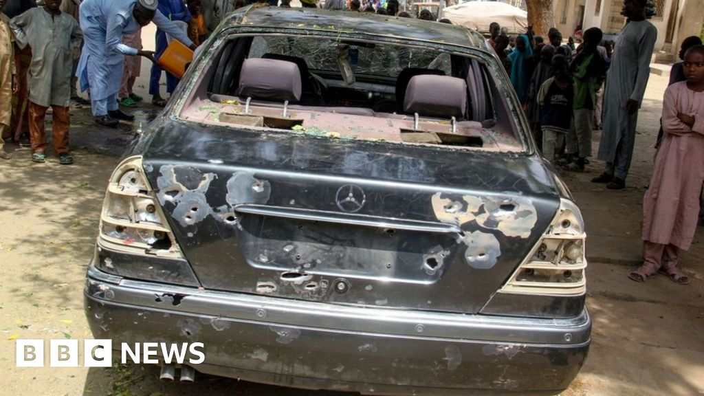 Nigeria's Boko Haram crisis: Maiduguri rocket attack kills 10