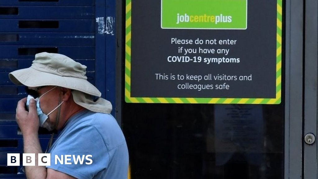 Covid-19: Government launches £238m scheme for jobseekers
