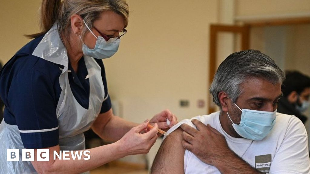 Over-40s next in line to get a Covid vaccine