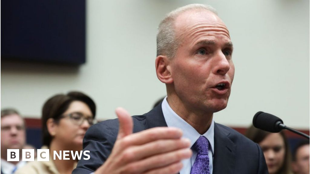 Boeing chief fired, but the 737, there are concerns