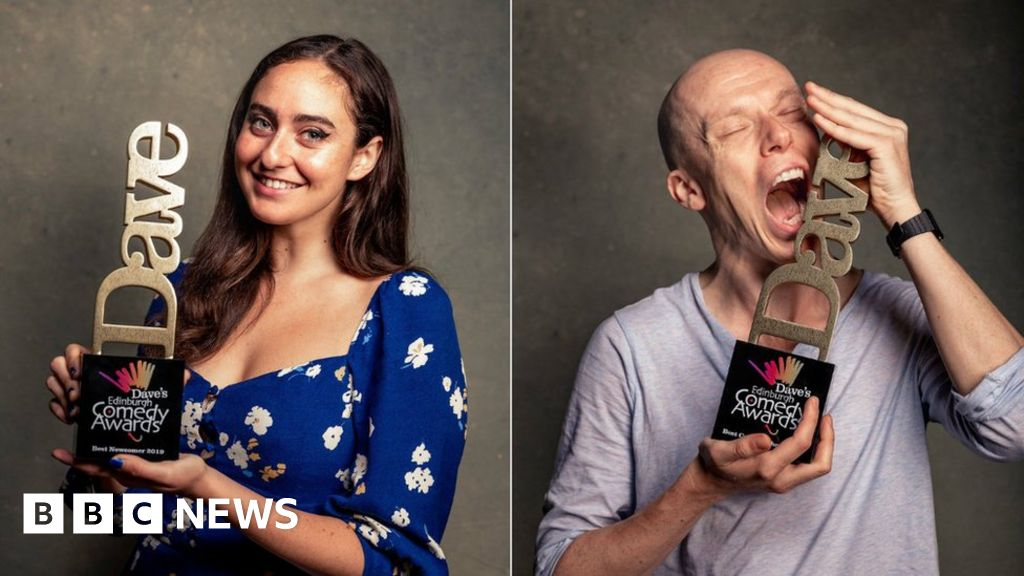 Edinburgh Comedy Awards: 'Unique' Jordan Brookes wins top prize