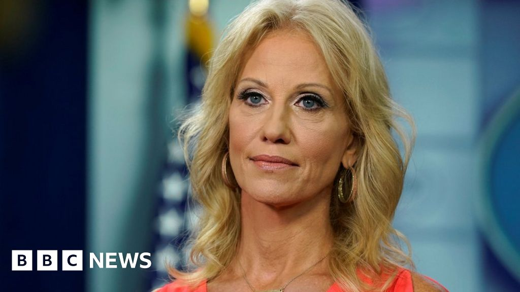 Kellyanne Conway: I used to be sexually assaulted thumbnail