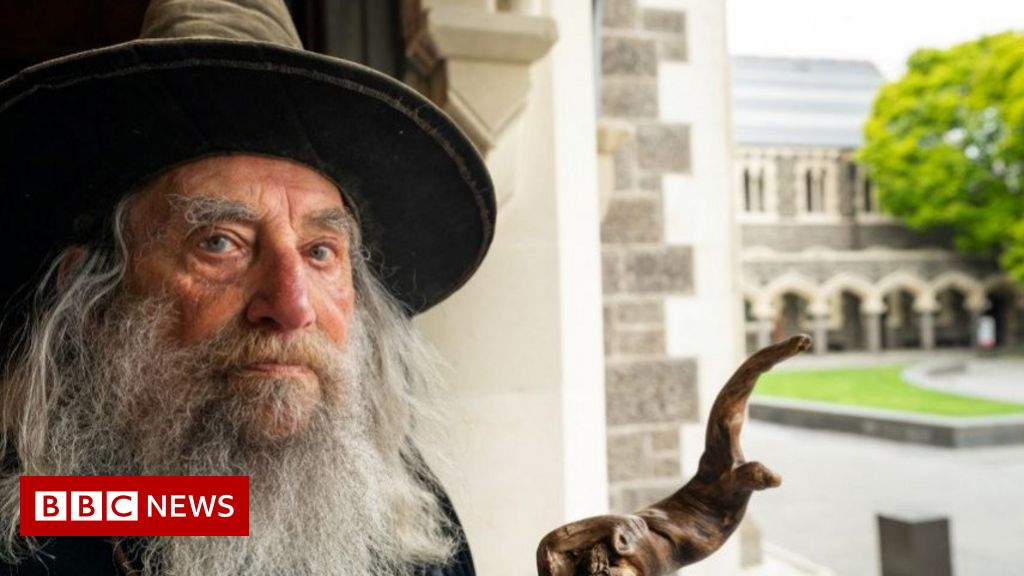 Christchurch: New Zealand city parts ways with its wizard