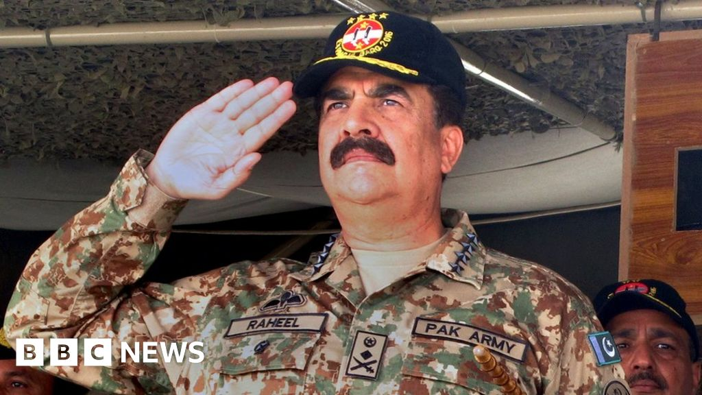 16058fe9ce9 Raheel Sharif  The army chief who ruled without a coup - BBC News