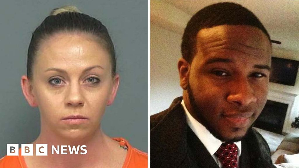US ex-cop who killed neighbour jailed for 10 years